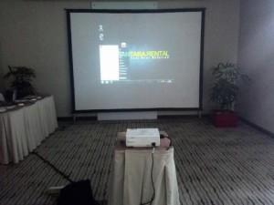 proyektor