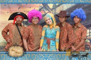 photo booth wedding surabaya