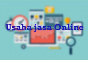 usaha jasa online